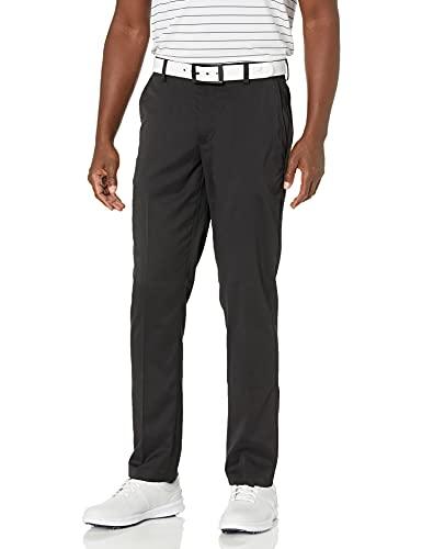 Amazon Essentials Slim-Fit Stretch Golf Pant, Noir, 34W...
