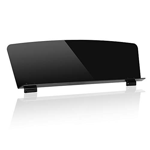 ATNEDCVH Soporte de partituras compatible para Casio Roland Yamaha P35 P45 P48 P105 P115 P121 P125 P128 KB/PSR/PSR-E/PSR-S/YPT/EW/NP/KBP/DGX serie piano electrónico de teclado digital (negro)