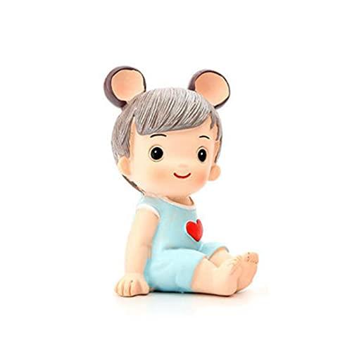 Smmile DecoracióN De Pastel De Bebé De Dibujos Animados Lindo Pikachu Bebé Aisha para Hornear Princesa DecoracióN De Pastel De CumpleañOs DecoracióN CyanAllen