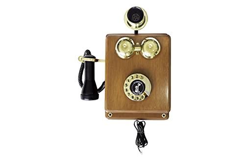 Teléfono Retro Pared  marca Comunix