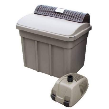Pondlife Agriline Teichfilterset 7500 mit UVC und Pumpe für Teiche bis 7500 L