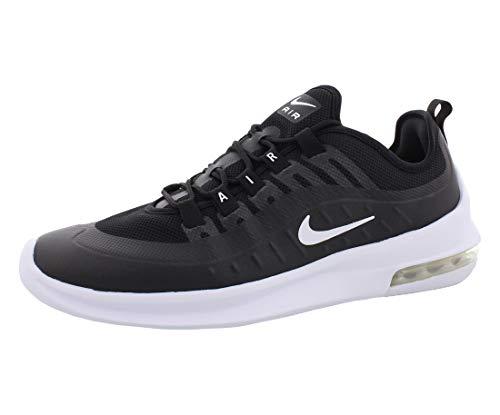 Nike Herren AIR MAX AXIS Sneakers, Schwarz (Black/White 001), 45.5 EU