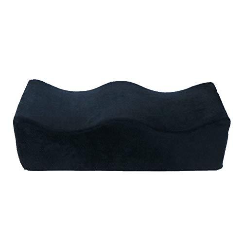 KOET Lift Hips Up Sitzkissen Memory Foam Butt Lift Kissen mit abnehmbarem Bezug, tragbar & weich Sitzkissen zur Reduzierung des Druck auf Rücken und Steißbein