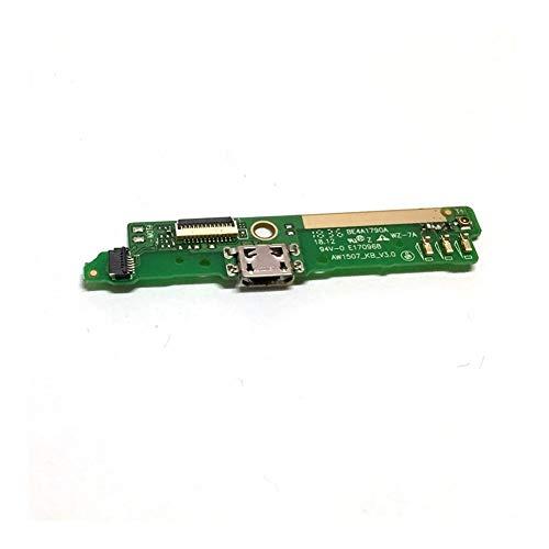 HDHUIXS Compatibilidad Puerto USB de Carga Junta Fit For Alcatel 5025 Base de Carga USB Puerto Flex Piezas de reparación del Cable Profesional