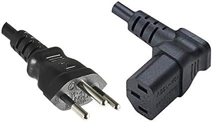 Dinic Stromkabel Netzkabel Für Die Schweiz Typ J Auf Elektronik