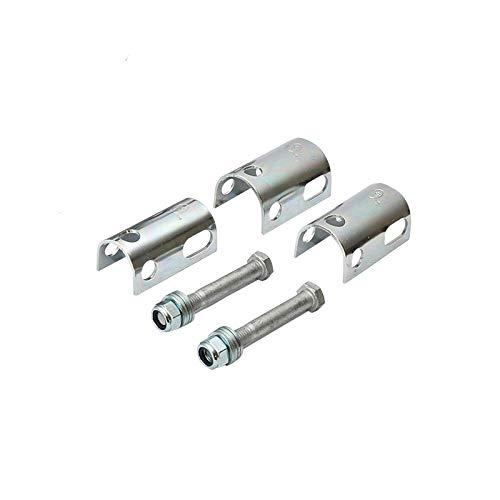 mb-m® 904608 3 Stück Reduzierstück für Anhänger Kugelkupplung, Ø 35/40/45 mm