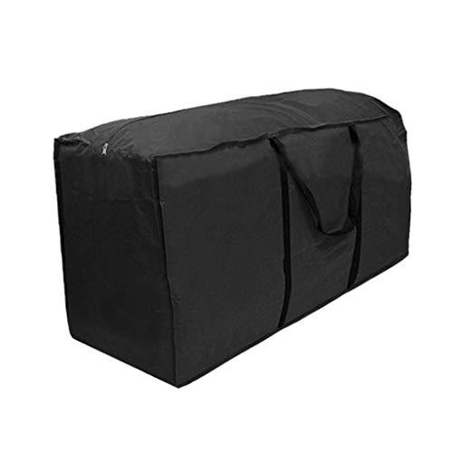 Perfeclan クリスマスツリー収納バッグ 多機能収納バッグ 大容量 クッション 折畳み式 防水 軽量 丈夫 全2サイズ - 116x47x51cm