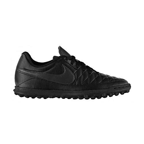 Nike Majestry Tf, Scarpe da Calcetto Indoor Unisex-Adulto, Multicolore Anthracite/Black 001, 43 EU