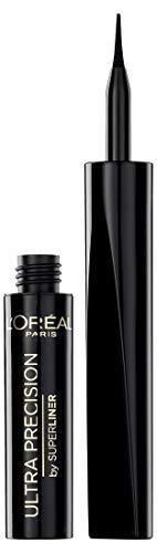 L'Oréal Paris – Liner Pinceau – SuperLiner Ultra Précision – Couleur : Brun Profond (02) – 2 ml