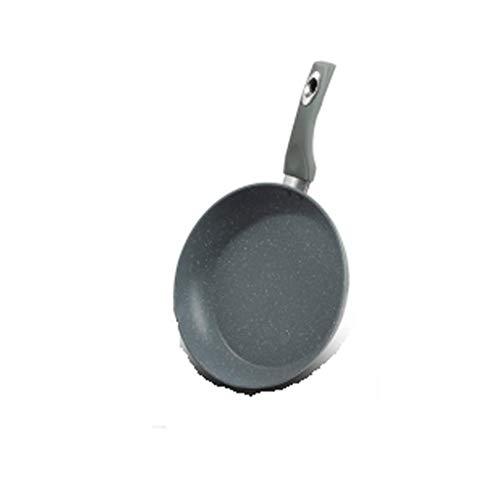 Wok Non Stick Bratpfanne Pancake Steak Pan Keine Dämpfe Küche Kochgeschirr Verwenden Gas Cooker (Farbe: A) Xping (Color : B)