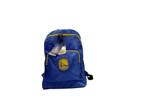 Generico Mochila NBA, mochila escolar NBA, mochila escolar, mochila de baloncesto, mochila para el tiempo libre, mochila de viaje, mochila de regalo, Golden State Warriors