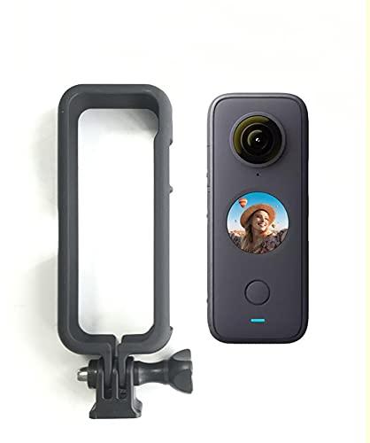 Fututech - Custodia di protezione per fotocamera sportiva Insta360 One X2, anti-urto, anti-vibrazione, per fotocamera