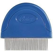 easy to grip flea comb