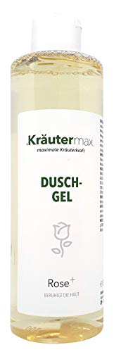 Rose Duschgel 1 x 250 ml Natur-Kosmetik