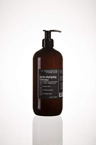 La Manufacture Cosmétiques Après-Shampoing Sublimateur Brillance Eclat Démêlage Hydratation tout Types de Cheveux 500 ml
