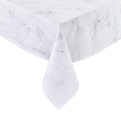 Butlers White Marble Tischdecke L 160 x B 160cm
