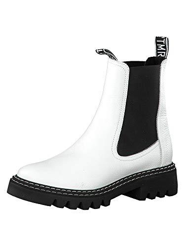 Tamaris Damen 1-1-25455-25 Chelsea Boot 100 Removable Sock