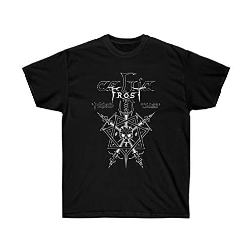 Celtic Frost - Morbid Tales T-Shirt, Celtic Frost Unisex Tee (S) Black