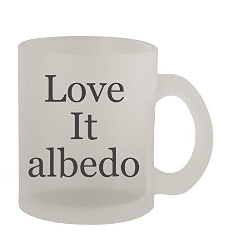 #albedo - 10oz Hashtag Frosted Coffee Mug Cup, Frosted