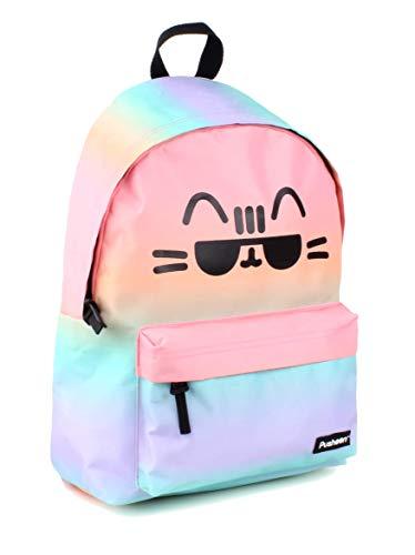 Pusheen Kinder Rücksack Kindergartenrucksack Sonnenbrille Katze Pastel - See Ya