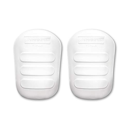 Champro Ultra Light Varsity Thigh Pad (White, Adult)