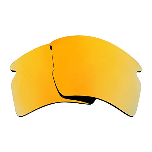 SeekOptics - Lentes de repuesto compatibles con gafas de sol Oakley Flak 2.0 XL