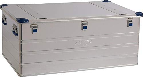 ALUTEC MÜNCHEN Transportkiste Industry 425 - Aluminium Box 425 Liter mit Deckel
