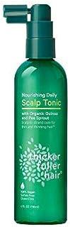 Thicker Fuller Hair, Nourishing Daily Scalp Tonic, 4 FL OZ