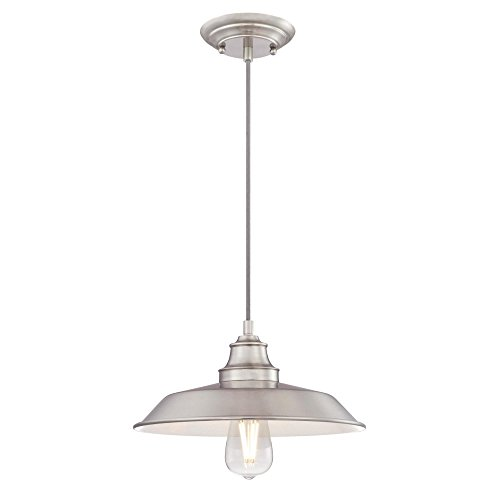 Westinghouse Lighting 6354200 Iron Hill One-Light Indoor...