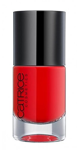 CATRICE ULTIMATE NAIL LACQUER ESMALTE DE UÑAS 91 IT'S ALL ABOUT THAT RED 10 ML