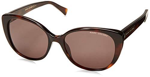 Marc Jacobs Gafas de sol de MARC 421/S D/IR de la habana gris tamaño de 54 mm de gafas de sol de las mujeres
