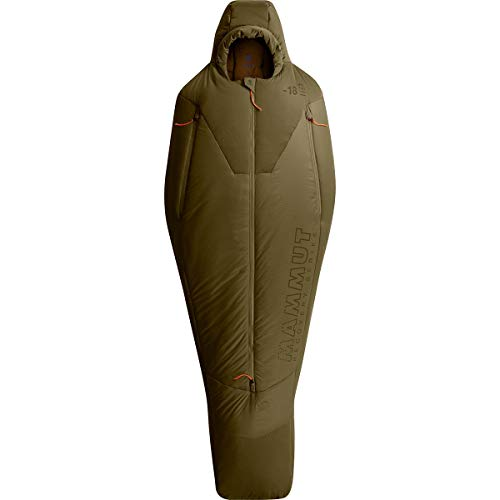 Mammut Protect Fiber Bag Schlafsack -18C S Herren Olive 2021 Quechua Schlafsack