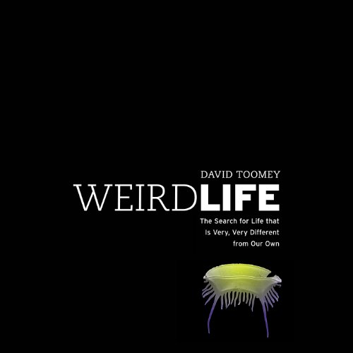 Weird Life audiobook cover art