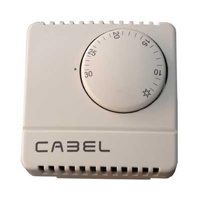TDTProfesional analoge thermostaat voor ventilatie.