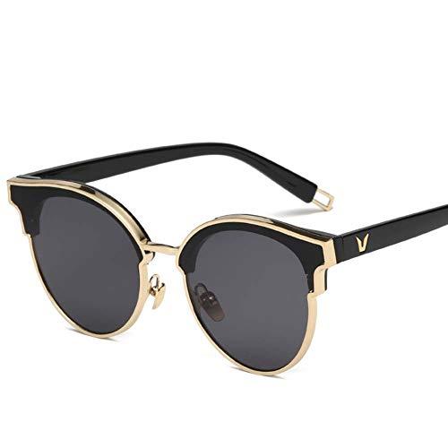 Zonwering Bril Plane spiegel kan worden gebruikt om te voorkomen Blue en geleidelijk Prevent Poor Vision ter bevordering van high-end vrijetijdsbesteding,Black gold