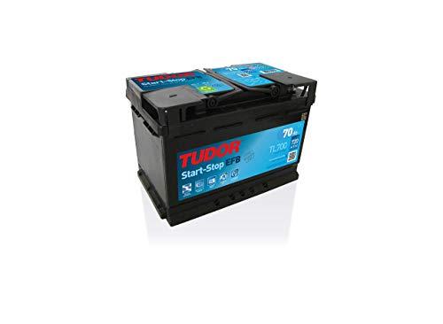 TUDOR - Batteria Start-stop EFB TUDOR TL700 12V 70Ah 720A