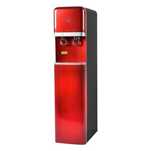 5 Stage EZ Change R/O System and Bottleless Water Dispenser Package, Brio CLR-3000U Hot and Cold, w/Complete Installation Kit Produced and Assembled by Magic Mountain Water
