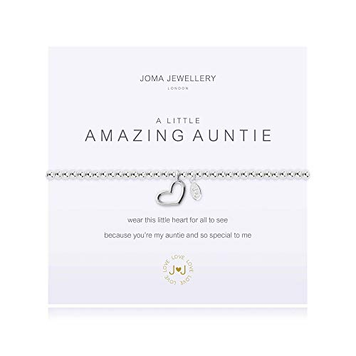 Joma Jewellery A Little Amazing Auntie Bracelet