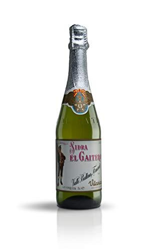 El Gaitero - Sidra de Etiqueta Blanca - Botella 70 cl - [confezione da 3]