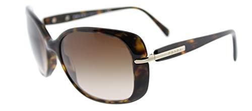 Prada 0PR08OS 2AU6S1 57 Gafas de sol, Marrón (Havana/Brown Gradient), Mujer