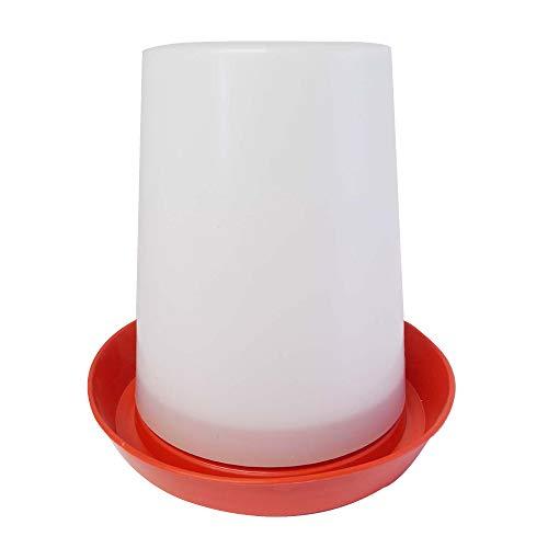 Quiko - Fontaine (2.5 litres) - Volaille (2.5 litres) (Blanc/Rouge)