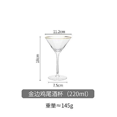 xiaojiangqi Bicchiere Da Vino in Vetro Creativo Grande Bicchiere Di Vino Da Pancia Set Calice in Cristallo Calice Champagne Bicchiere da cocktail Phnom Penh