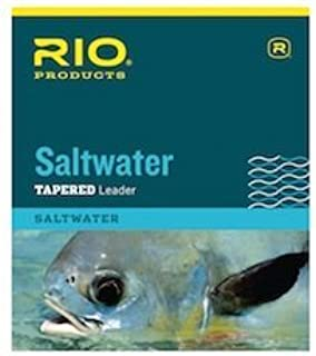 Rio Fishing Products Saltwater Leader 10ft, 3 Pack