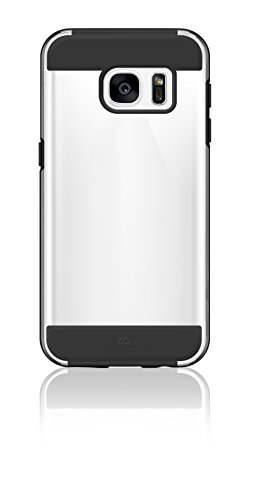 Blackrock Air Cover per Samsung Galaxy S7 con Anti-Shock Guard Technology, Nero/Trasparente