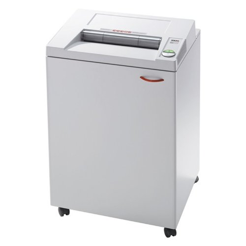 Amazing Deal MBM Destroyit 4002 Cross Cut Deskside Level P-4 Paper Shredder