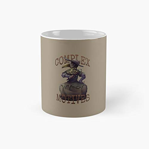 Complex Motives Classic Mug Birth-day Holi-day Gift Drink Home Kitchen