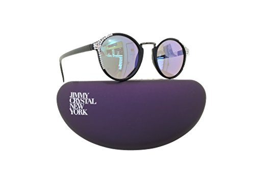 Jimmy Crystal NY Occhiale Da Sole Swarovsky GL1307 Cristalli Bianchi