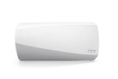 Denon HEOS 3 Wireless Speaker (White, Discontinued by Manufacturer)