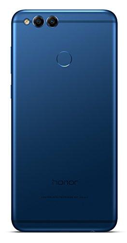 Honor 7X Smartphone débloqué 4G (Ecran : 5,9 pouces - 64 Go - Double Nano-SIM - Android) Bleu