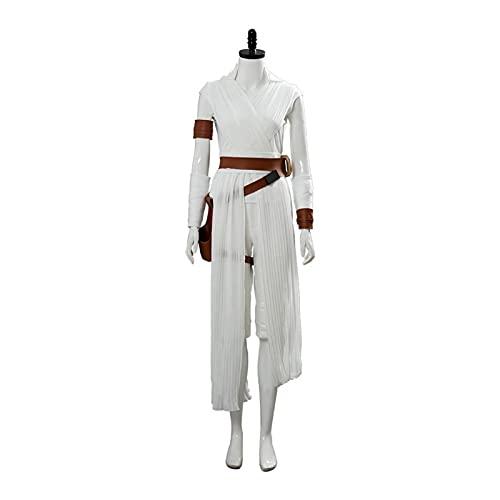 WXFASHION Disfraz De Cosplay De Rey para Adultos, Disfraz De Jedi para Adultos, Disfraz De Rey, Ropa De Lujo para Mujer, Disfraz De Halloween (Color : A, Size : XL)